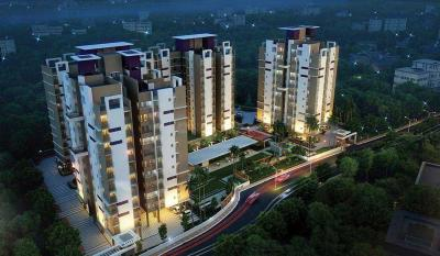 Gallery Cover Image of 1058 Sq.ft 3 BHK Apartment for buy in Merlin Waterfront, Botanical Garden Area for 6377624