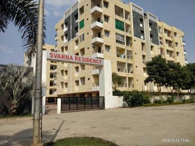Gallery Cover Image of 1050 Sq.ft 2 BHK Apartment for buy in Abhi Svarna Residency, Lasudia Mori for 2250000