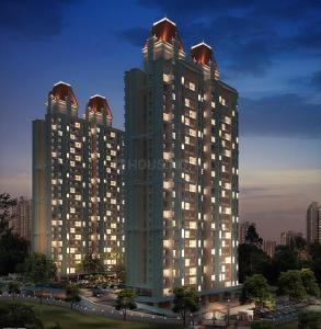 Gallery Cover Image of 655 Sq.ft 2 BHK Apartment for buy in Thane West for 10650000