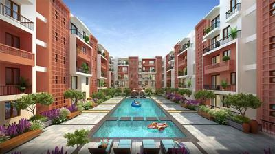 Gallery Cover Image of 1274 Sq.ft 2 BHK Apartment for buy in Manapakkam for 6878326