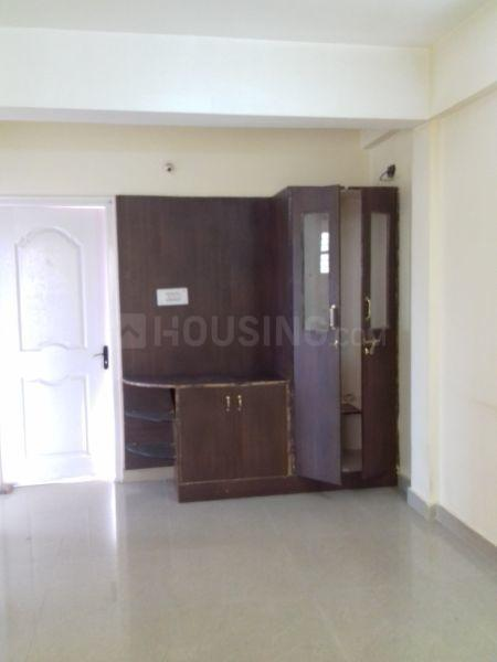 Living Room Image of 750 Sq.ft 2 BHK Apartment for rent in Anjanapura Township for 14000