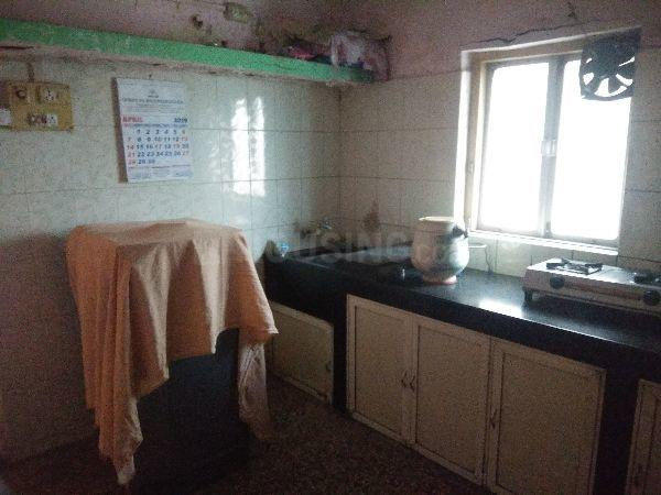 Kitchen Image of 550 Sq.ft 1 BHK Apartment for rent in Dombivli West for 8000
