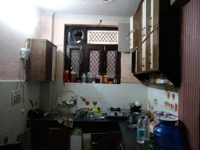 Kitchen Image of PG 3885114 Tilak Nagar in Tilak Nagar