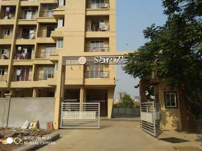 Gallery Cover Image of 850 Sq.ft 2 BHK Apartment for buy in Kasarvadavali, Thane West for 7300000