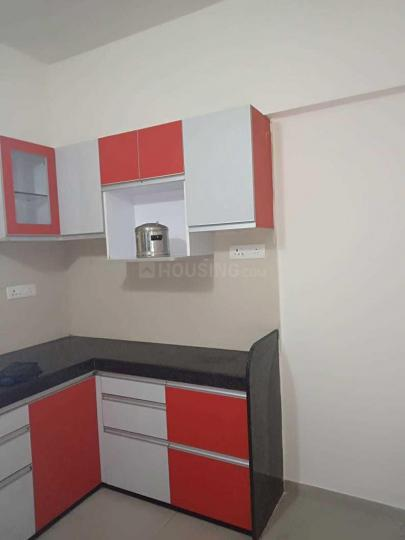 Kitchen Image of 600 Sq.ft 1 BHK Apartment for rent in Dhankawadi for 13000