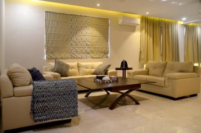 Gallery Cover Image of 4100 Sq.ft 4 BHK Apartment for rent in DLF New Town Heights, New Town for 80000