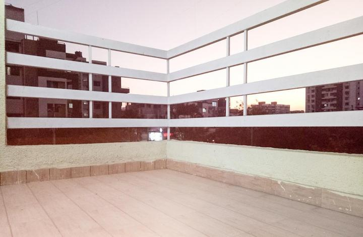 Balcony Image of 1285 Sq.ft 2 BHK Apartment for rent in Marathahalli for 29000