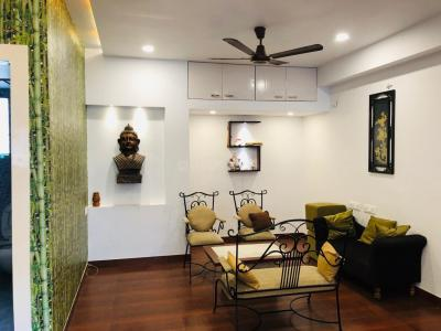Gallery Cover Image of 1600 Sq.ft 2 BHK Apartment for rent in Dhakuria for 45000