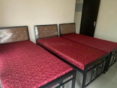 Bedroom Image of Yazminne Apartments in Andheri East