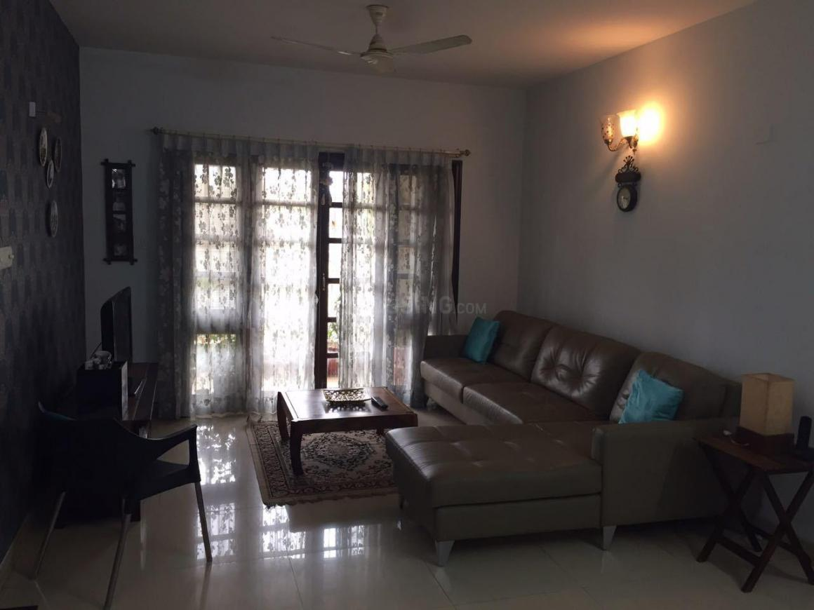 Living Room Image of 1240 Sq.ft 2 BHK Apartment for buy in Nagavara for 5500000