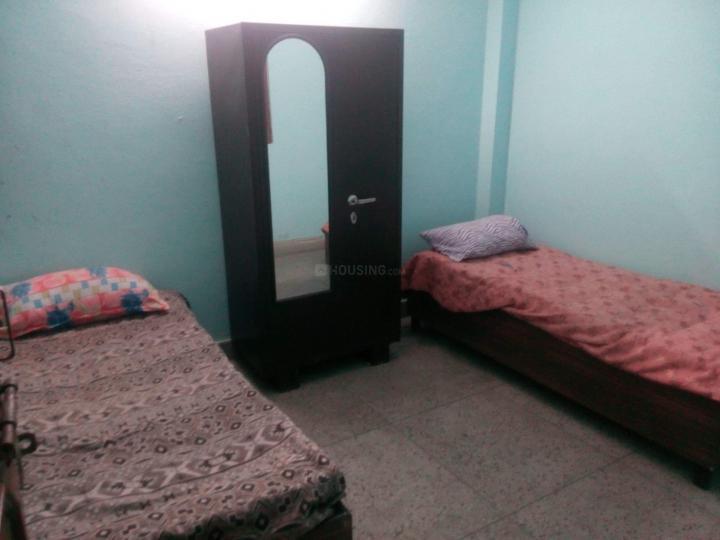 फतेह नगर में ब्राइट पीजी के बेडरूम की तस्वीर