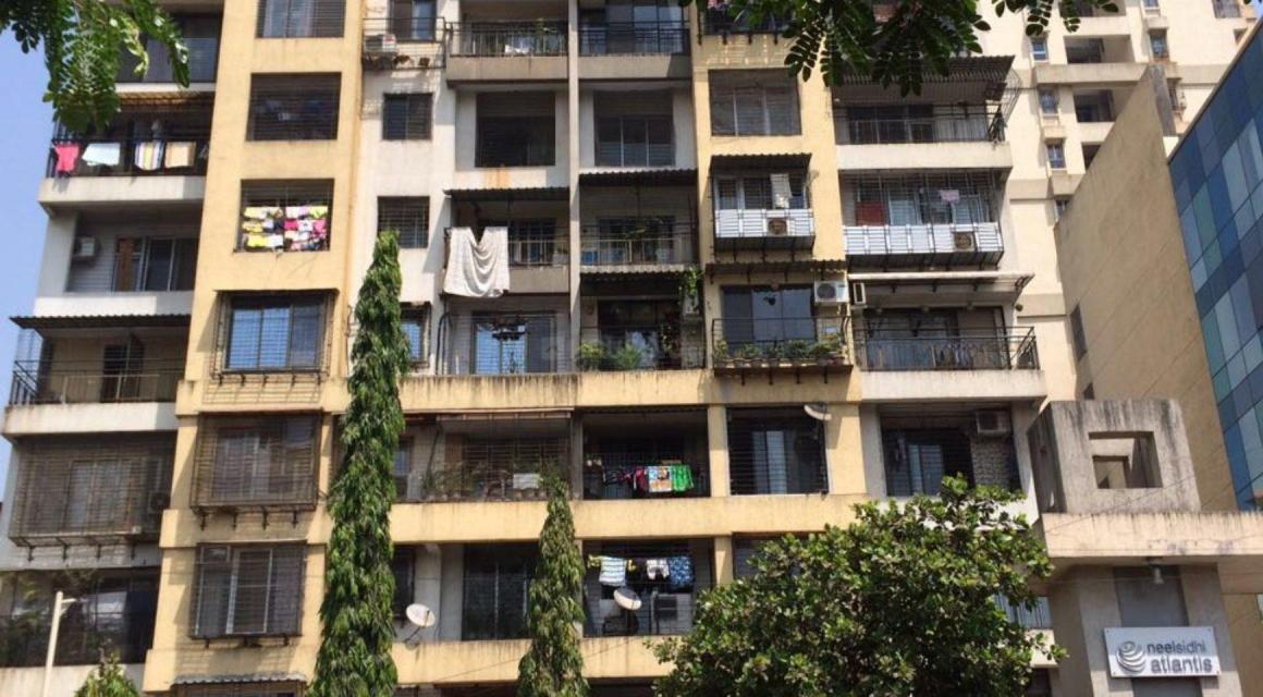 Building Image of 1250 Sq.ft 2 BHK Apartment for rent in Nerul for 36000