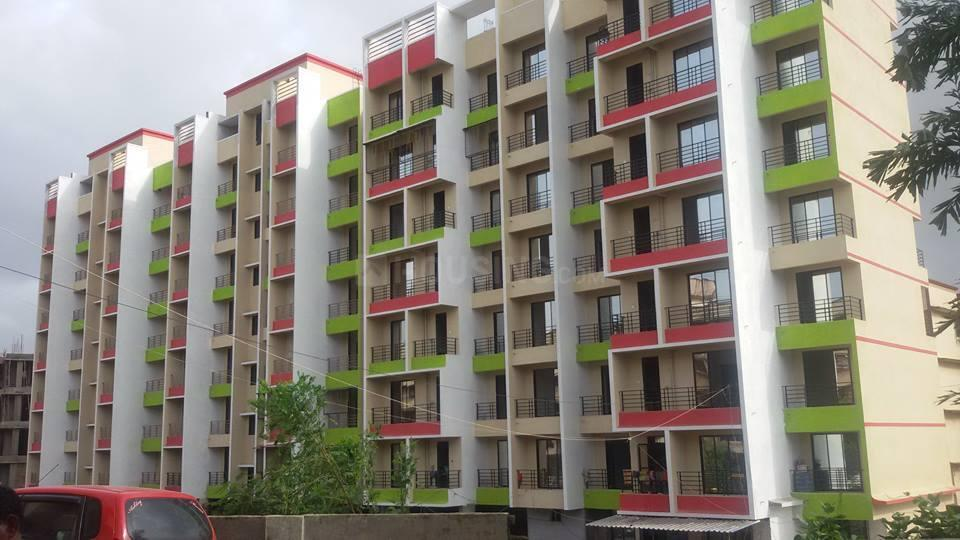 Building Image of 588 Sq.ft 1 BHK Apartment for rent in Badlapur East for 4500
