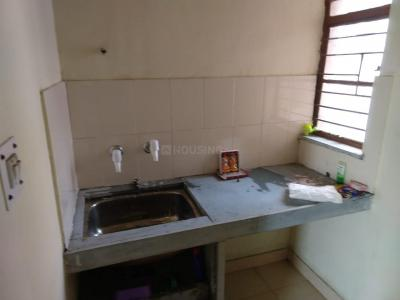 Gallery Cover Image of 288 Sq.ft 1 BHK Independent Floor for rent in Sector 34 Rohini for 3500