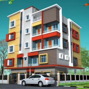 Gallery Cover Image of 348 Sq.ft 1 BHK Apartment for buy in Keshtopur for 1044000