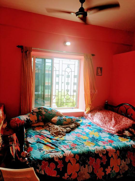 Bedroom Image of 344 Sq.ft 1 RK Apartment for buy in Nayabad for 1200000
