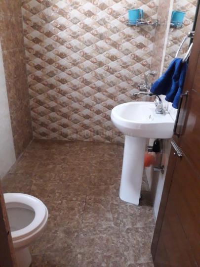 कसरवादवाली, ठाणे वेस्ट में बाथरूम इमेज ऑफ पेइंग गेस्ट नियर घोड़बंदर रोड ठाणे यन्ह