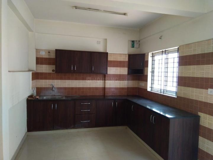 Kitchen Image of 980 Sq.ft 2 BHK Apartment for rent in Shingapura for 12500