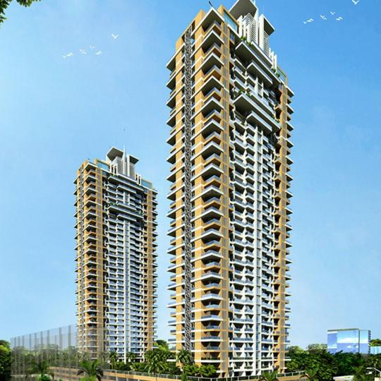 1792 Sqft 3 Bhk Apartment For Sale In Deep Homes And Constructions Mumbai Auralis The Twins Thane West Thane Property Id 5025358
