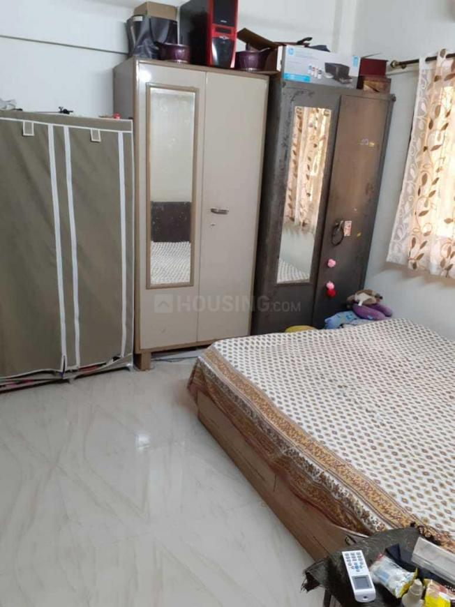 Bedroom Image of 650 Sq.ft 1 BHK Apartment for rent in Andheri East for 38000