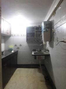 Kitchen Image of Sai Niwas in Govindpuri