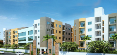 Gallery Cover Image of 717 Sq.ft 2 BHK Apartment for buy in Guduvancheri for 3000000