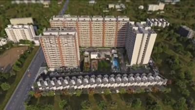 Gallery Cover Image of 1100 Sq.ft 2 BHK Apartment for buy in Mantra Montana, Dhanori for 5800000