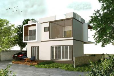 Gallery Cover Image of 1246 Sq.ft 3 BHK Villa for buy in Kasara Budruk for 3550000