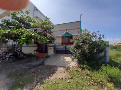 Gallery Cover Image of 600 Sq.ft 1 BHK Independent House for rent in Karanai for 6000
