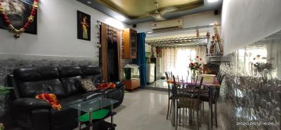 Gallery Cover Image of 835 Sq.ft 2 BHK Apartment for buy in Star Sapphire, Virar West for 4800000
