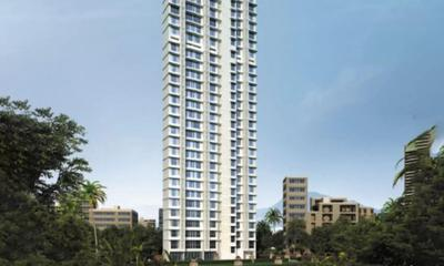 Gallery Cover Image of 478 Sq.ft 1 BHK Apartment for buy in Ruparel Nova, Wadala for 13600000
