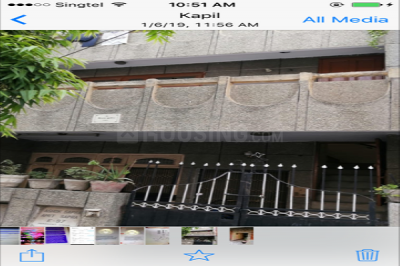 Gallery Cover Image of 900 Sq.ft 1 BHK Independent House for rent in Sector 14 Rohini for 14000