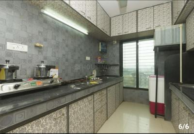 Kitchen Image of Triveni Tower in Borivali East
