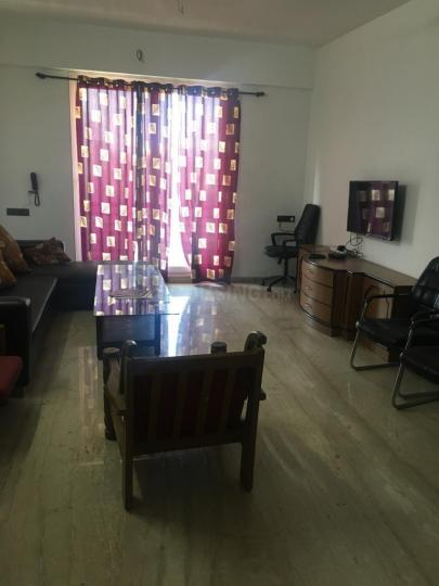 Living Room Image of 1550 Sq.ft 3 BHK Apartment for rent in Thane West for 45500