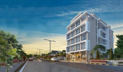 Gallery Cover Image of 658 Sq.ft 1 BHK Apartment for buy in Dronagiri for 3200000