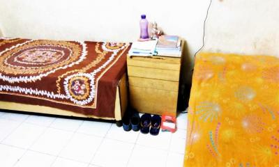 Bedroom Image of Aggarwal PG in Shakarpur Khas