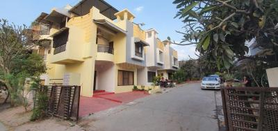 Gallery Cover Image of 2450 Sq.ft 4 BHK Villa for rent in Morya Gardens, Vaibhav Nagar for 21000