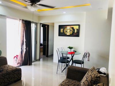 Gallery Cover Image of 1200 Sq.ft 2 BHK Apartment for rent in Kharadi for 26000