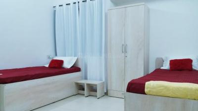 Bedroom Image of Twin Sharing PG In Viman Nagar in Viman Nagar