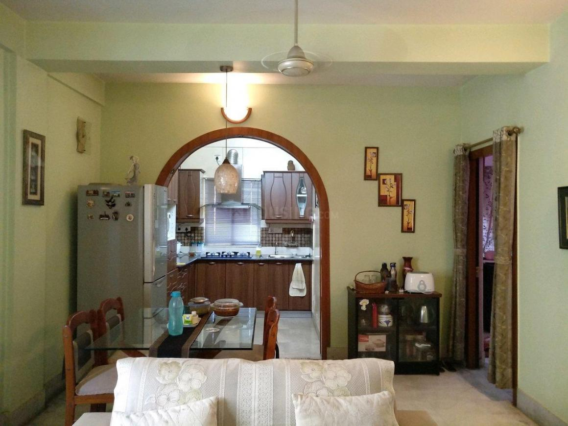 Living Room Image of 1360 Sq.ft 3 BHK Independent Floor for buy in Haltu for 6700000
