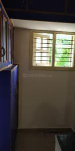 Gallery Cover Image of 650 Sq.ft 1 BHK Independent House for rent in Vidyaranyapura for 5000