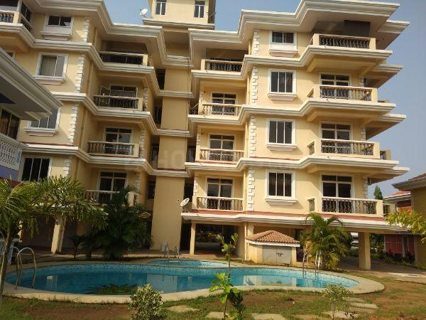 Building Image of 1050 Sq.ft 2 BHK Apartment for buy in Salcete for 5600000