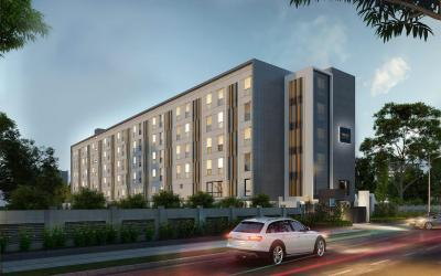 Gallery Cover Image of 328 Sq.ft 1 BHK Apartment for buy in DRA Truliv Porur, Meppur Village for 2600000