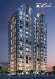 Gallery Cover Image of 1050 Sq.ft 2 BHK Apartment for buy in Kalyan West for 6100000