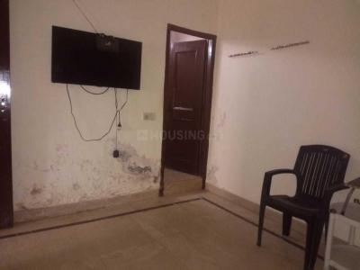 Gallery Cover Image of 450 Sq.ft 1 BHK Independent Floor for rent in Khirki Extension for 15000