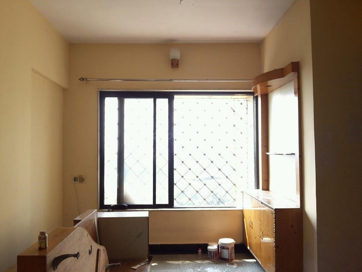 Living Room Image of 620 Sq.ft 1 BHK Apartment for rent in Thane West for 20000