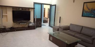 Gallery Cover Image of 2700 Sq.ft 3 BHK Apartment for rent in Banjara Hills for 65000