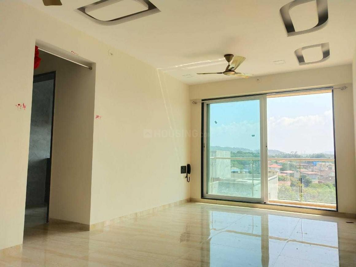 Living Room Image of 1658 Sq.ft 3 BHK Apartment for rent in Ulwe for 16000
