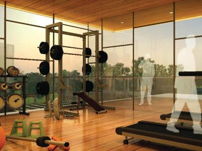 Gallery Cover Image of 1157 Sq.ft 3 BHK Apartment for buy in Essen Aishwaryam Comfort Gold, Chinchwad for 8290000