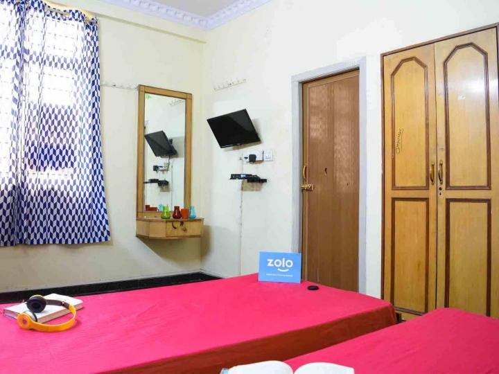 Bedroom Image of Zolo Skyfall in BTM Layout